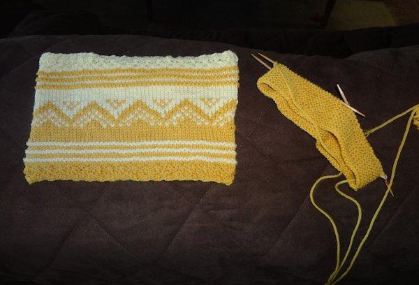 Fjord Cowl & Hat