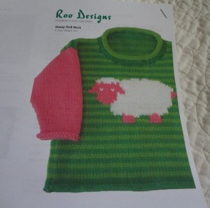 Sweater for Addie