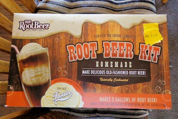 Root Beer Kit