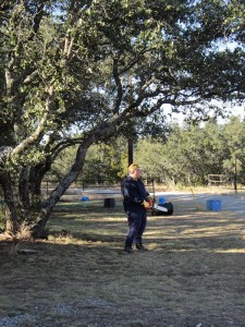 Tree Cutting Day