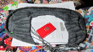 Cabled Pullover