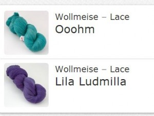 Wollmeise Lace