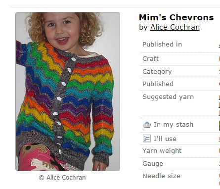 Mimi's Chevrons