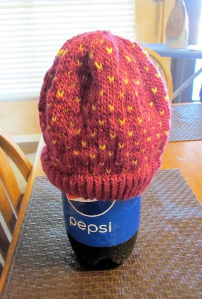Hat for Addie