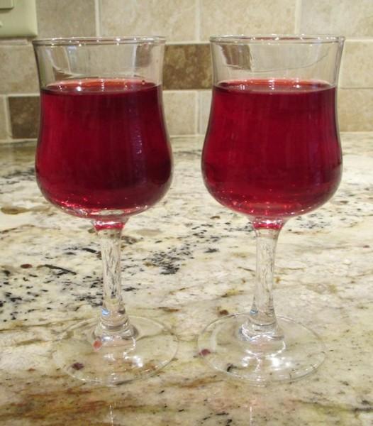 Cranberry Liquor