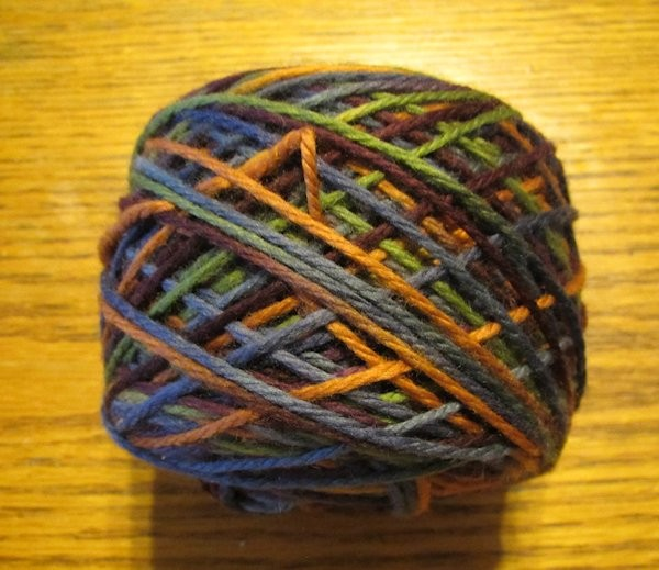 Lorna's Laces Shepherd Worsted - Rockwell