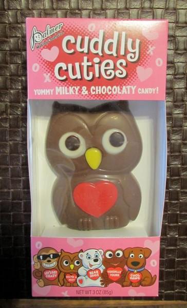 Chocolate Owl