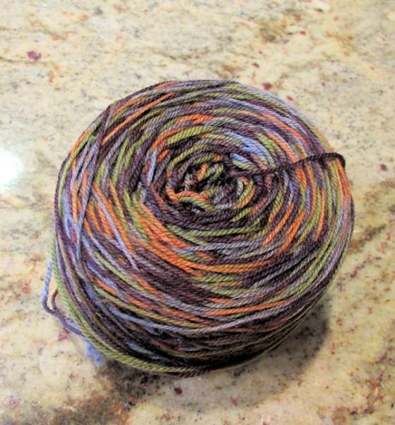 Nice Stitch Cowl Yarn