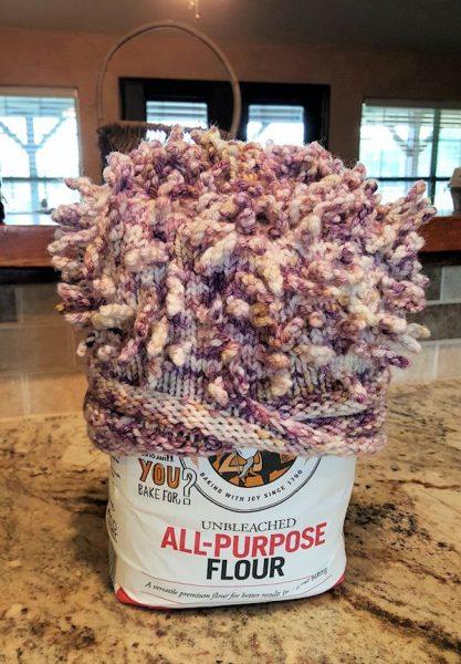 Anemone Hat