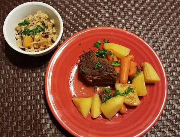 Roast in Pressure Cooker