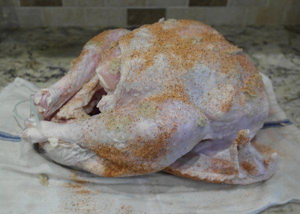 Seasoned Turkey