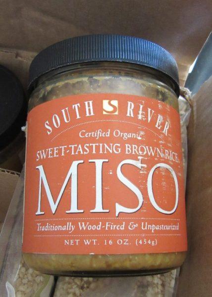 Sweet Tasting Brown Rice Miso