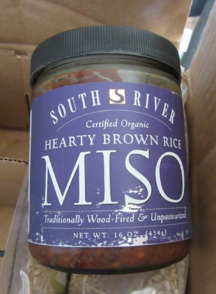 Hearty Brown Rice Miso