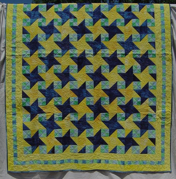 Chad's Quilt